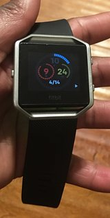 Fitbit (Blaze) in Cherry Point, North Carolina