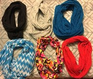 Infinity scarves buy one or buy all! in Chicago, Illinois