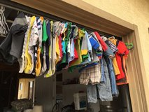 toddler/boy clothes 6mo.-5t in 29 Palms, California