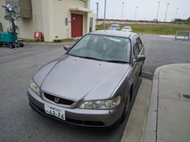 2001 Honda Accord in Okinawa, Japan