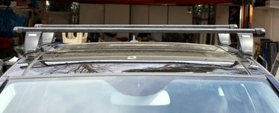 Thule 1304 Roof Rack system and rails in Stuttgart, GE