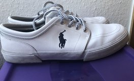 Man Polo sneakers in Ramstein, Germany