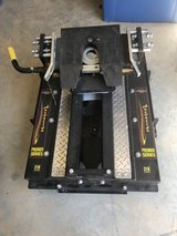 Demco autoslide 21K fifth wheel hitch with Dodge Ram adapter. in Fort Polk, Louisiana