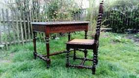 antique writing desk in Ramstein, Germany