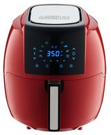 ***GoWise 5.8 Qt. X LARGE Programmable Air Fryer***RED in The Woodlands, Texas