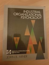 Book Industrial Organizational Psychology in Ramstein, Germany
