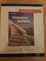 Elementary Statistics in Ramstein, Germany