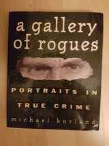 Book. a gallery of rouges . Portraits in true crime in Ramstein, Germany