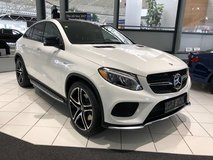 Mercedes Benz GLE AMG Coupe in Stuttgart, GE