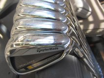 Men's RH Taylormade RBladez Tour golf set w/R11 Driver, White Smoke putter in Fort Bliss, Texas