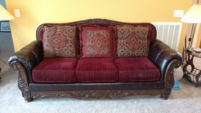 sofa and loveseat, in Fort Campbell, Kentucky