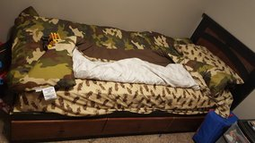 Twin bed with mattress in Rolla, Missouri