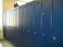 75 HDPE Lockers - *REDUCED* in Chicago, Illinois