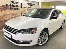 2015 Volkswagen Passat Sport **Two-Tone Interior** in Spangdahlem, Germany