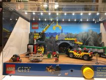 LEGO CITY STORE RETAIL DISPLAY THE MINE SET NUMBER 4204 in Byron, Georgia