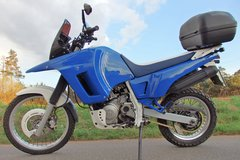 Suzuki DR800 in Aviano, IT