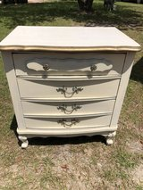 French provincial chest (3 drawer) in Moody AFB, Georgia