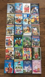 24- VERY POPULAR KIDS & FAMILY DVD MOVIES in Joliet, Illinois