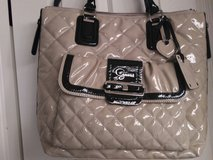 Quilted handbag from Guess Store. I paid $160. in Fort Lewis, Washington