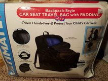 Car Seat travel bag in Westmont, Illinois