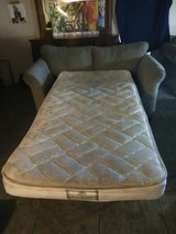 sofa with pullout bed in Fort Leonard Wood, Missouri