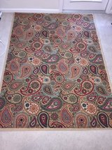 Paisley Rug 5x7 in Fort Campbell, Kentucky