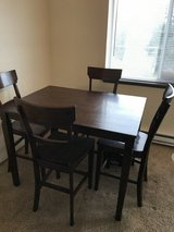 Kitchen Table and Chairs in Fort Lewis, Washington