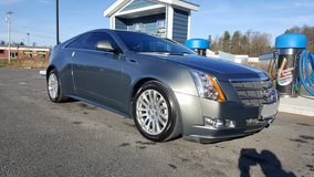 2011 Cadillac CTS Coupe AWD in Fort Rucker, Alabama