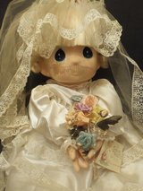 """Precious Moments Doll Rare Giant Size 27""""! Vintage Bride in Tinley Park, Illinois"""