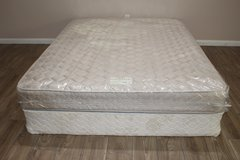 Queen Size Mattress - Sealy Posturepedic Pageant in Kingwood, Texas