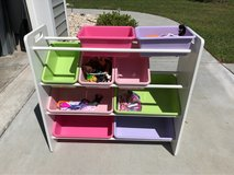Toy organizer in Beaufort, South Carolina