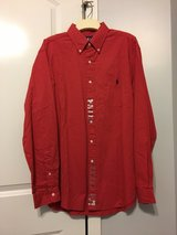 Men's long sleeve button down Polo in Warner Robins, Georgia