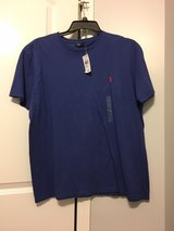 Men's short sleeve Ralph Lauren tshirt in Byron, Georgia