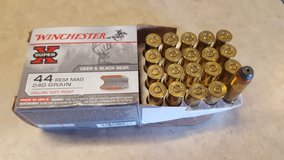 Winchester 44 magnum Ammo Sale/Trade in Fort Leonard Wood, Missouri