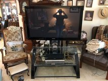 "50"" Samsung TV and TV stand in Tampa, Florida"