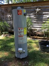 Gas Water Heater 30 Gallon in Fort Polk, Louisiana