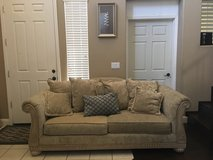 Sofa in good condition in Fairfield, California