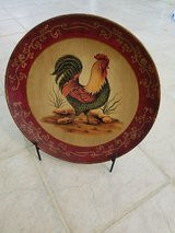 Rooster Plate in 29 Palms, California