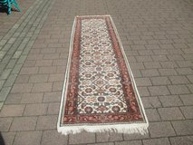 beautiful runner, hand knotted in Ramstein, Germany