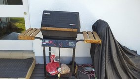 Free gas barbecue grill in Wiesbaden, GE