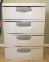 Sterilite, 4 Drawer Unit in Fort Knox, Kentucky
