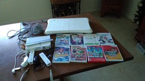 Nintedo Wii with everything plus games in Leesville, Louisiana