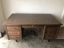 "6 Drawer DESK  60""L x 34""W x 19.5""T in Fort Knox, Kentucky"