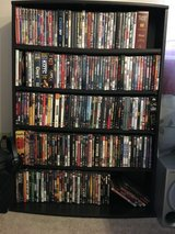 Over 150 DVD's plus Stand in Fort Riley, Kansas