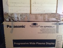 "Large Panasonic monitor 72"" in Fort Sam Houston, Texas"