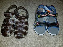 Boys sandals in Fort Drum, New York