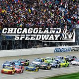 Monster Energy NASCAR Cup at Chicagoland Speedway - July 1st in Sugar Grove, Illinois