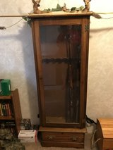 Custom Gun Cabinet in Rolla, Missouri