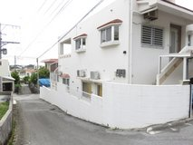 2BED Duplex 2F (No Inspection) with big Patio near Foster in Okinawa, Japan