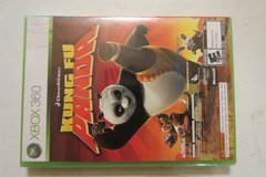 XBOX 360 kung fu panda new never open in Okinawa, Japan
